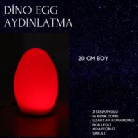 Dino Egg Aydınlatma